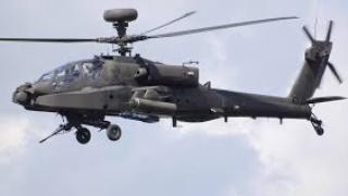 Американски боен хеликоптер кацна аварийно в японски хотел