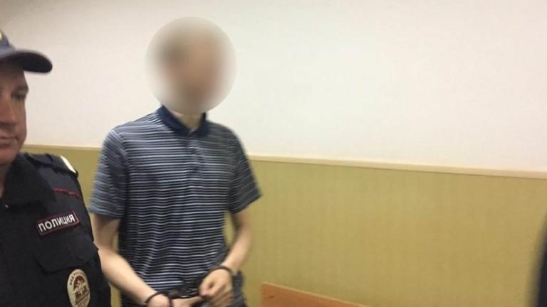 Московският съд наложи домашен арест на ученик, участвал в протестите