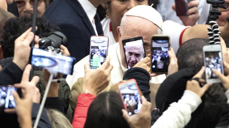 Папа Франциск в България и Македония от 5 до 7 май и в Румъния от 31 май до 2 юни