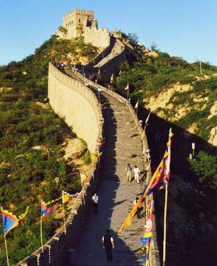 Изследват детайлно Великата китайска стена
