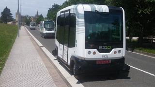 В Хелзинки тръгнаха безпилотни автобуси на градския транспорт