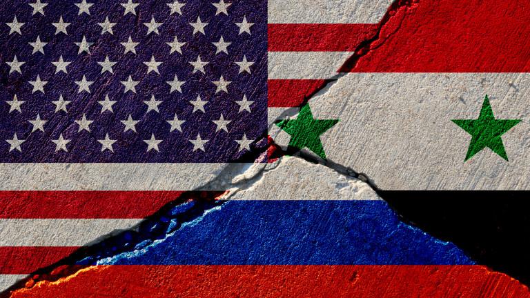 Съединените щати извършват контрабанда на сирийски петрол в други страни,
