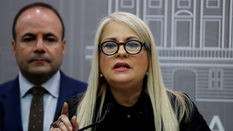 Губернаторът на Пуерто Рико Уанда Васкес съобщи, че ще организира