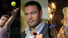 """Кубрат Пулев спечели наградата """"Мъж на годината 2013"""""""