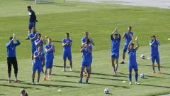 Играчите на Левски тренират и спят в един комплекс с тези на Уфа в Кипър