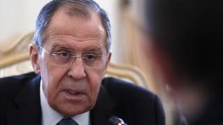 Лавров: САЩ засилват сигурността си за сметка на други