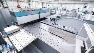 Първата у нас металообработваща умна фабрика, в която са инвестирани 10 милиона, заработи