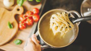 Какво не бива да забравяме при варенето на паста
