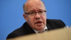 Икономическият министър на Германия падна на конференция