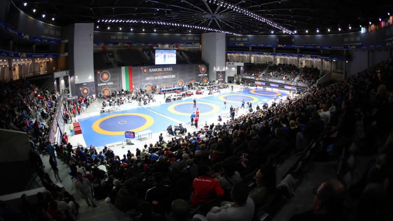 Младите ни таланти в борбата тръгват днес за Европейския младежки олимпийски фест