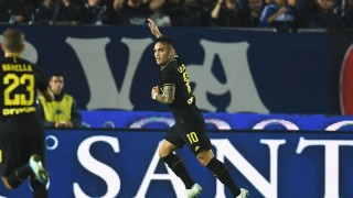 """Интер измъкна ценен успех при визитата на Бреша и поведе колоната в Серия """"А"""""""