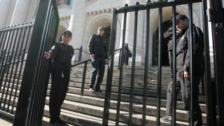 Съпругата на Яне Янев напусна Софийски градски съд