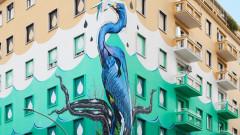Графитите, които пречистват въздуха
