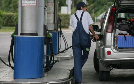 Собственици на бензиностанции на протест в Стара Загора