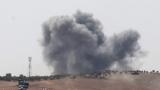 Джихадистите се разбягаха от Джараблус, градът е под контрола на подкрепяните от Турция бунтовници