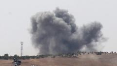 Ударите на коалицията убиха 80 сирийски военни, Русия и САЩ се скараха