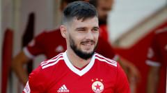ЦСКА продава до дни Кристиян Малинов