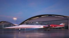 Наследникът на свръхзвуковия Concorde прави първия си полет през 2023-а