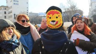 Борисов и Димов спасиха лъвчетата Терез и Масуд