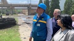 """Пожарът в """"Марица-изток 2"""" не застрашава сигурността на системата"""