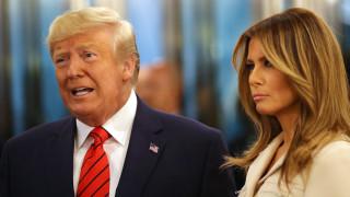 Ще плаче ли Мелания за Доналд Тръмп, ако той умре