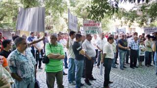 Фермерите отново на протест