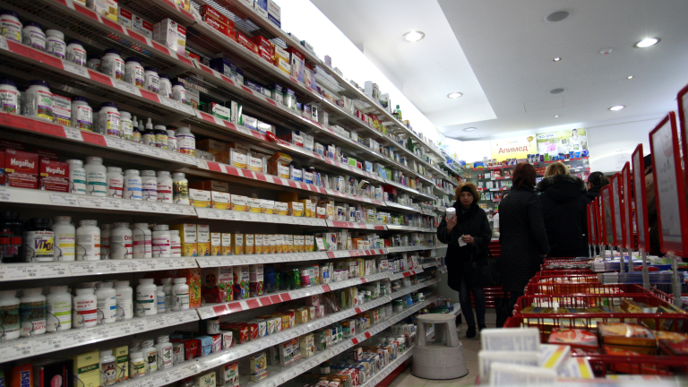 Всички аптеки партньори на НЗОК се включиха в е-системата за лекарствата