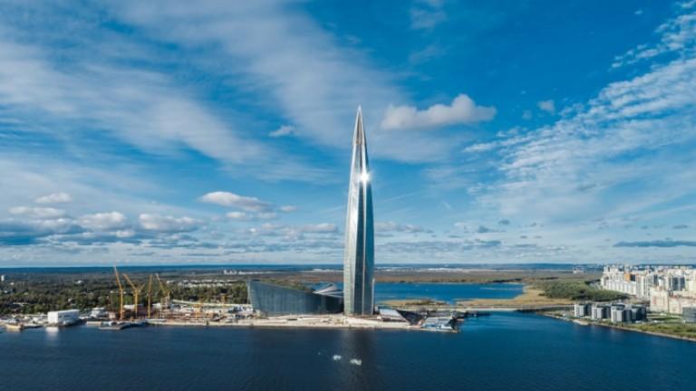 Най-високата сграда, която трябва да отвори врати през 2019 година,