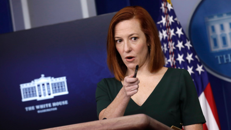 Белият дом защити решението си да не налага санкции на