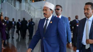 Сомалия и Еритрея установяват дипломатически отношения