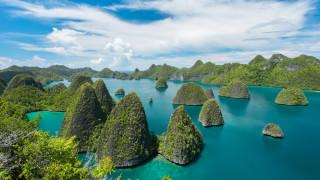 Предизвикателството да доставяш пратки на 18 000 острова