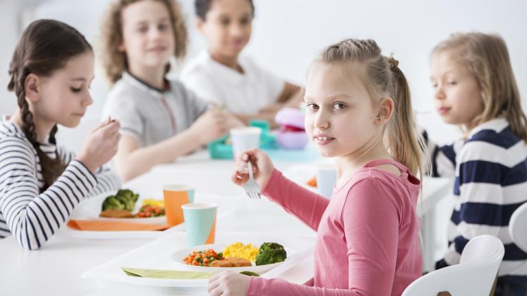 Приеха нови правила за столовото хранене в училищата в София