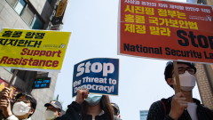 Сблъсъци в Хонконг