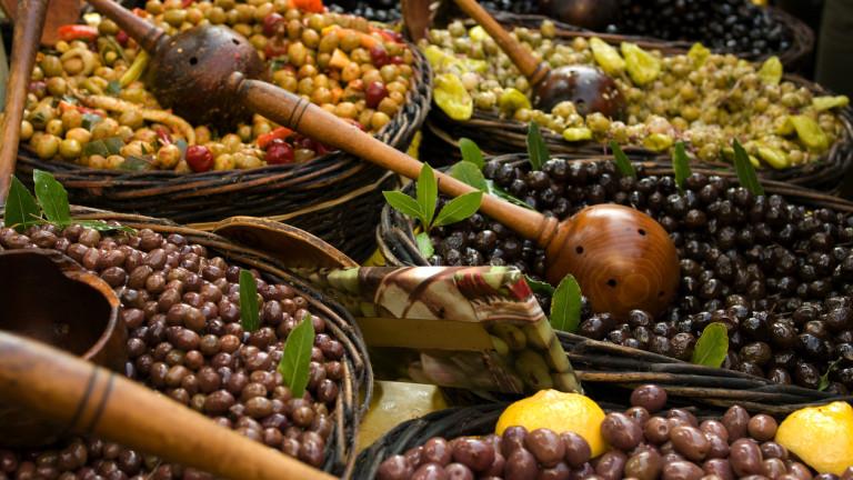 Страните, най-големи производители на маслини в ЕС