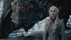 Какво се случи с драконите в Game of Thrones