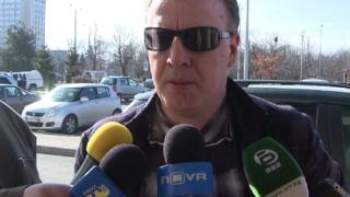 Сираков се изнерви на журналистически въпрос