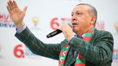 Турция се закани на САЩ, ако не й достави изтребители Ф-35