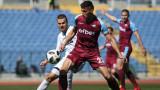 Славия приема Септември в мач от плейофната фаза на Първа лига