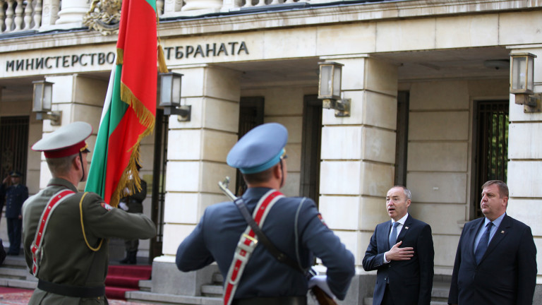 България и Хърватия предвиждат разменно обучение на военнослужещи. Това е