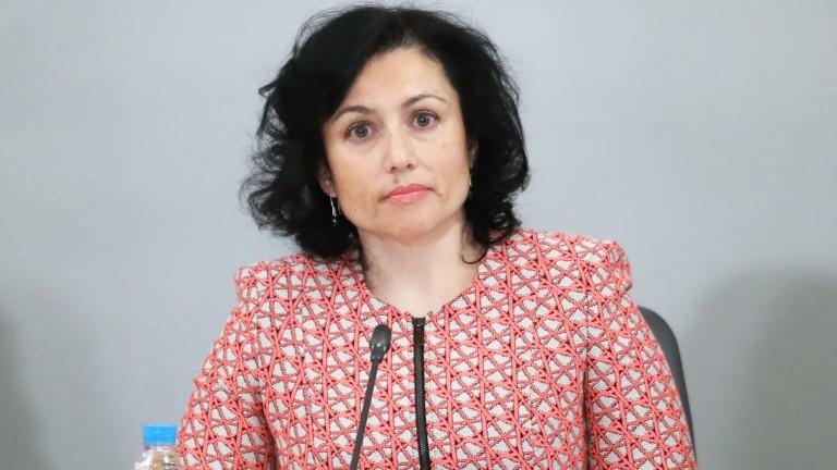 Земеделският министър Десислава Танева чу предизборен и политически мотив в