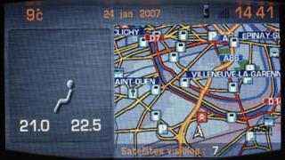 Ситроен показва системата NaviDrive в Женева