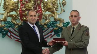 Генерал-майор Данчо Дяков е одобрен за нов шеф на НСО