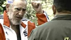 Кастро се появи по телевизията