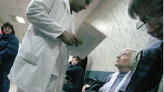 Лекарите започнаха щафетни протести