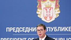 Вучич не изключва предсрочни парламентарни избори в Сърбия