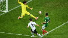 Младият отбор на Германия се саморазправи с Мексико и е на финал срещу Чили
