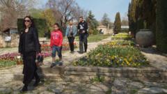 Дворецът и градината в Балчик - два собственика, две каси и един спор