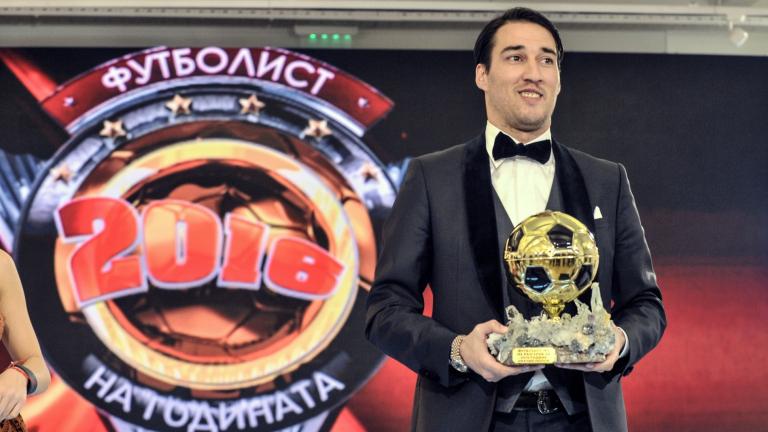 Ивелин Попов: Има време за пари, сега искам да стана шампион със Спартак