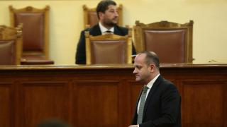 Всеобща договорка за блокиране на промените в Конституцията съзря Радан Кънев