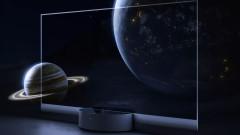 Xiaomi празнува 10 години с прозрачен OLED телевизор